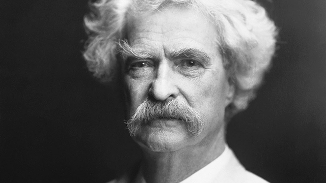 Mark Twain: Tuesday, July 29 - 7:00pm