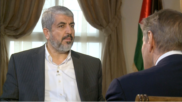 PBS To Air Interview With Hamas Leader