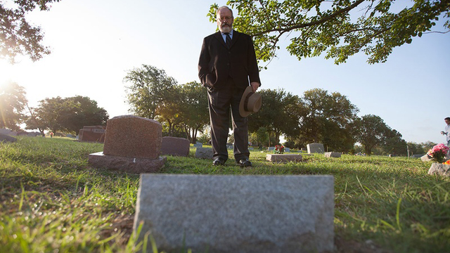 Unborn Victim of UT Tower Massacre Gets Headstone