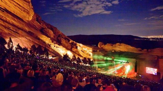 Brit Floyd Live at Red Rocks