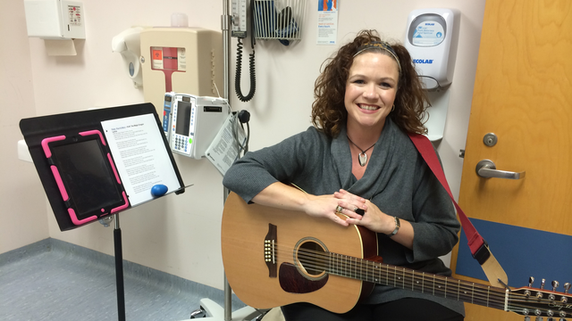 The Role of Music Therapy in Cancer Care