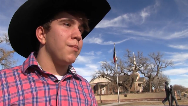 Cowboy poetry part of Boys Ranch curriculum