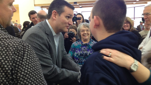 Cruz Takes His Own Path to Nomination