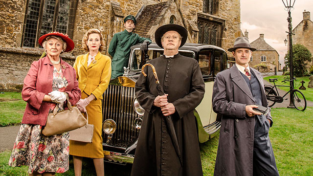 Father Brown Cast Change Image Mag