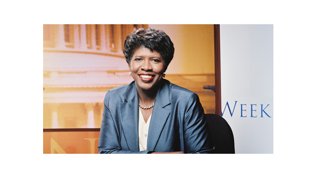 Gwen Ifill Receives Annual PBS 'Be More' Award  PBS About
