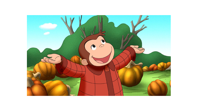 pbs kids premieres first curious george halloween special - Curious George Halloween Games