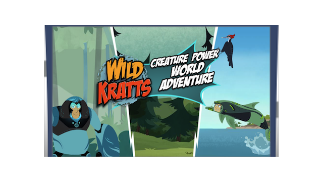 PBS KIDS Releases WILD KRATTS World Adventure App for iPad, iPhone ...
