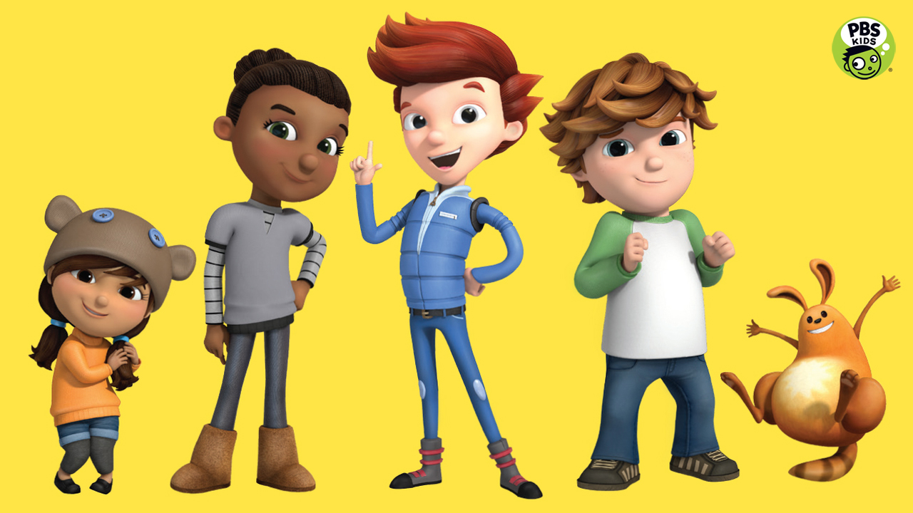 PBS KIDS Announces Premiere Date For New Animated Series