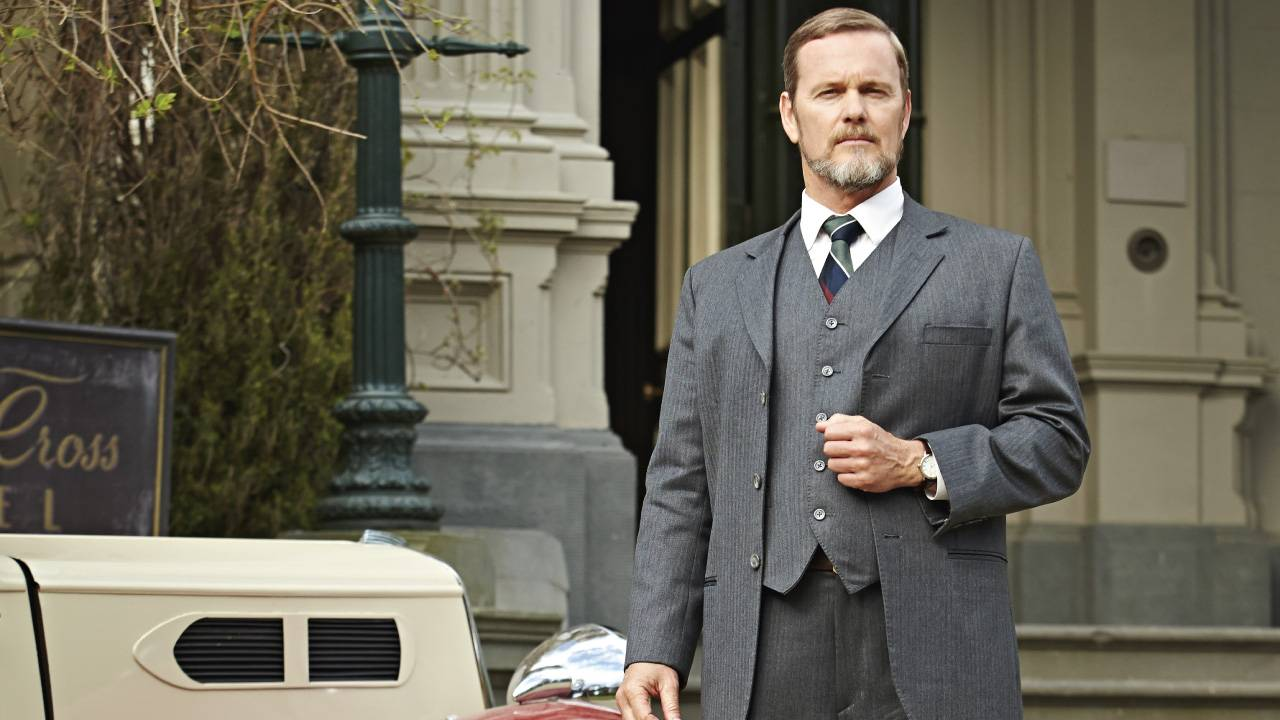 Doctor Blake Mysteries | Darkness Visible
