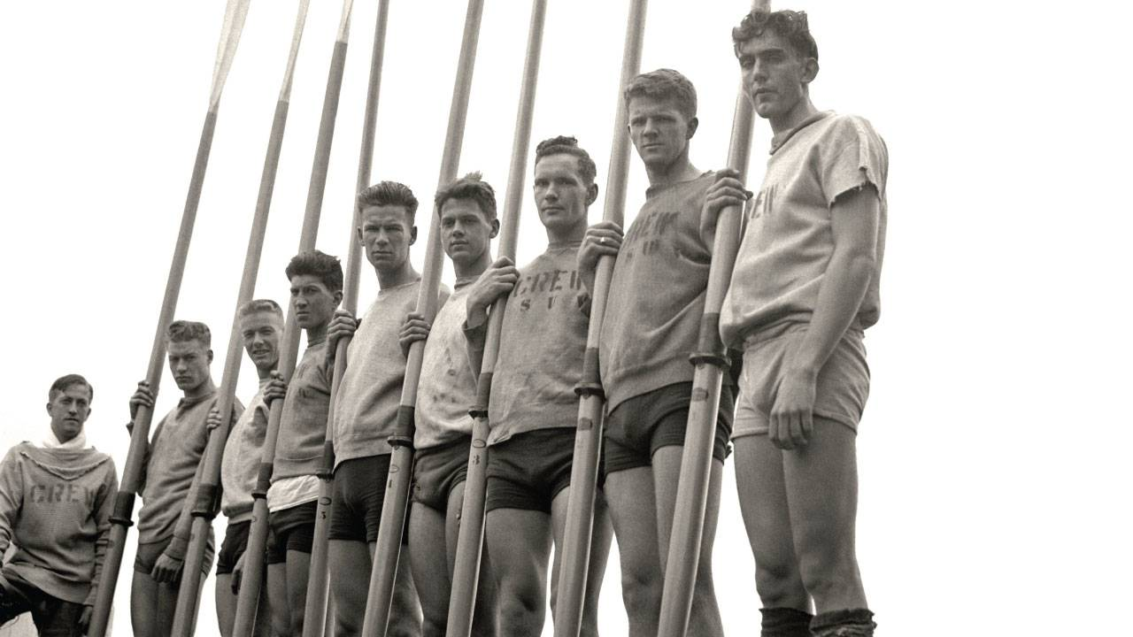American Experience | The Boys of '36