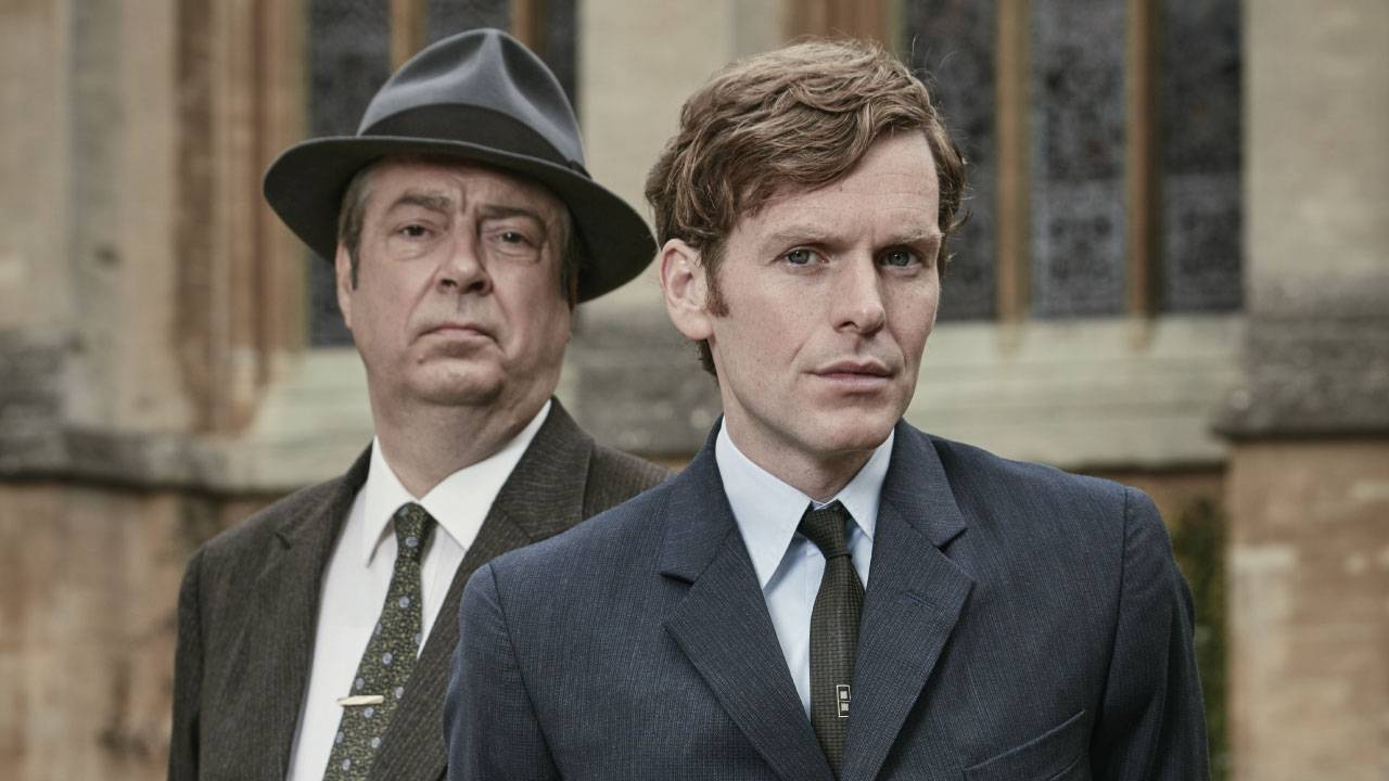 Masterpiece | Endeavour: Season 3