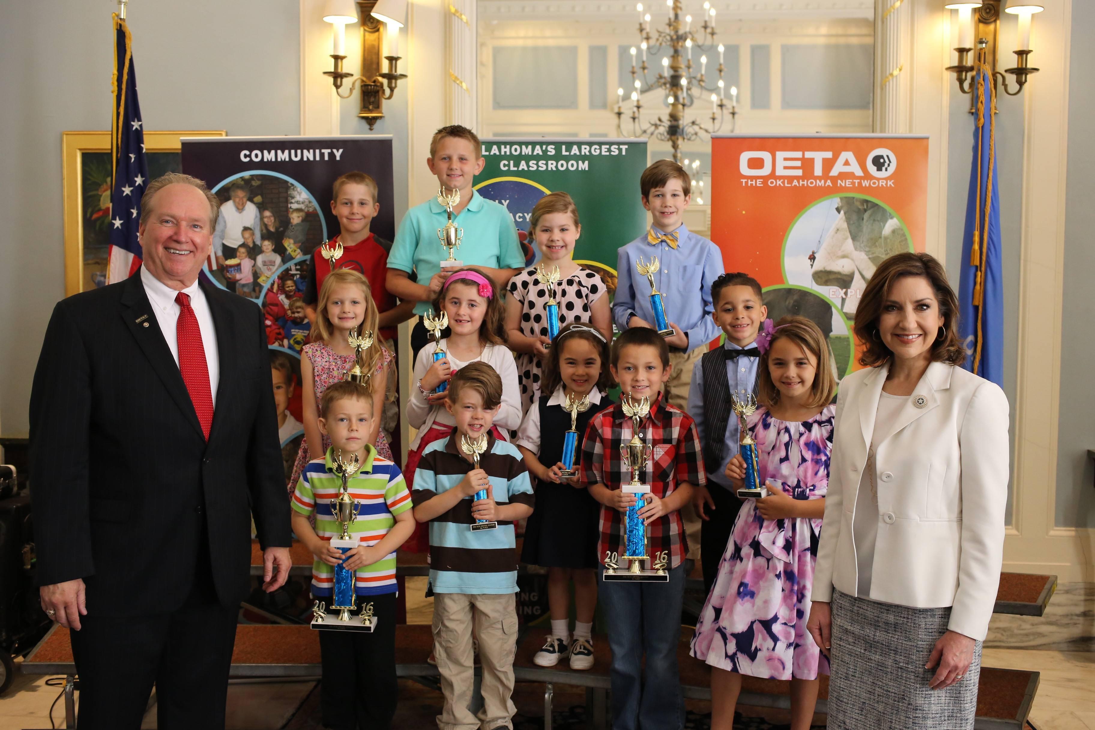 Oeta Announces Writers Contest Winners