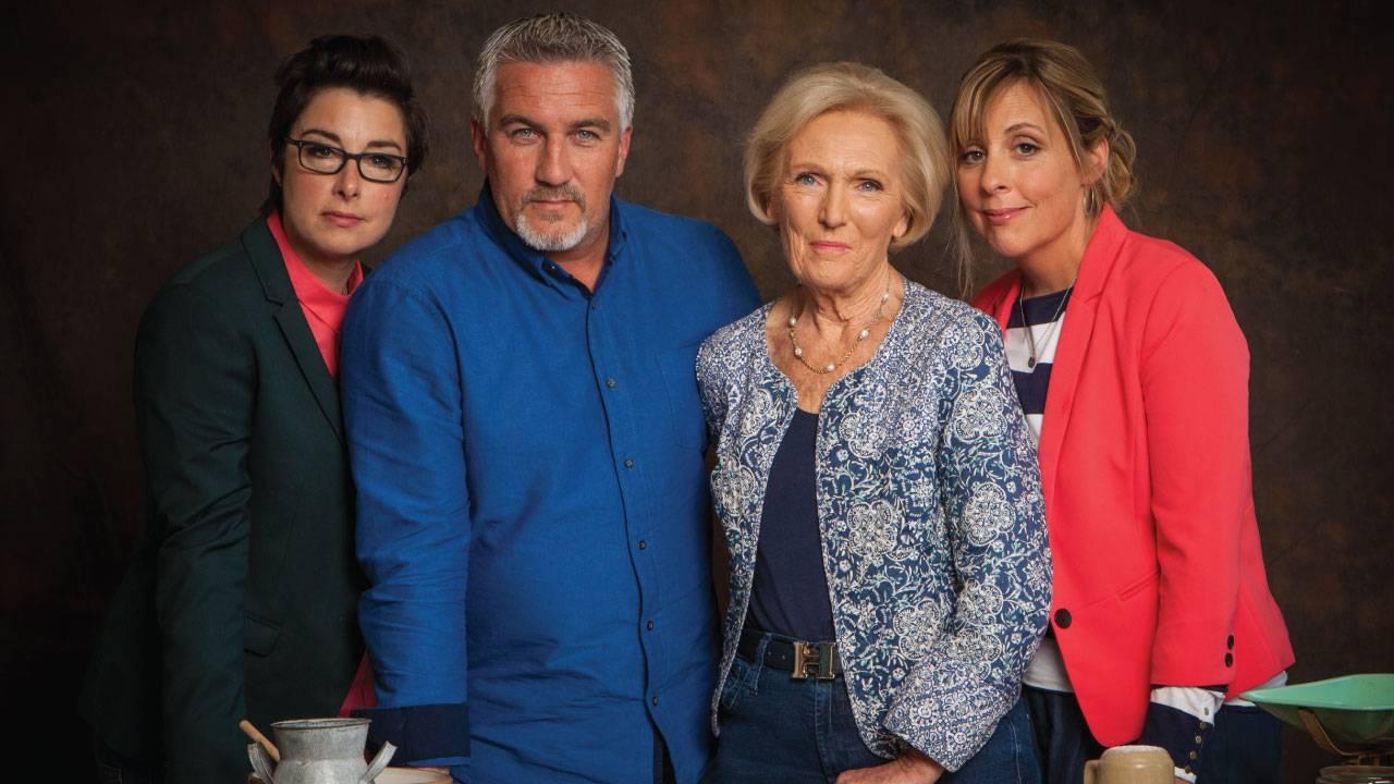 The Great British Baking Show | Season 3: Alternative Ingredients