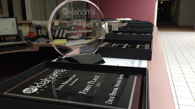 Oeta Oklahoma Pbs Honored By 19 Spj Awards From Oklahoma