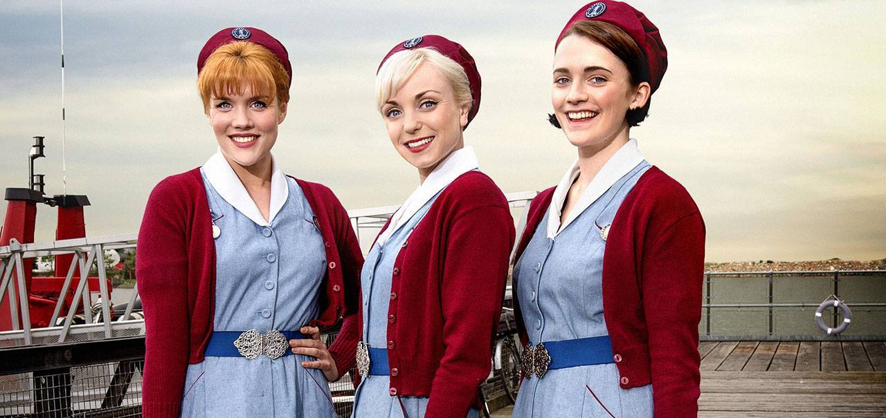 Call the midwife marathon set for july 2 4 on oeta okla for Oeta schedule