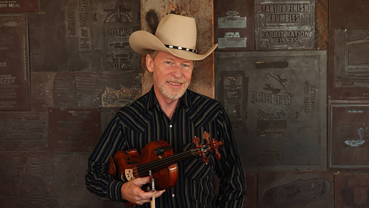 Time Jumpers fiddler Kenny Sears We never had any delusions of