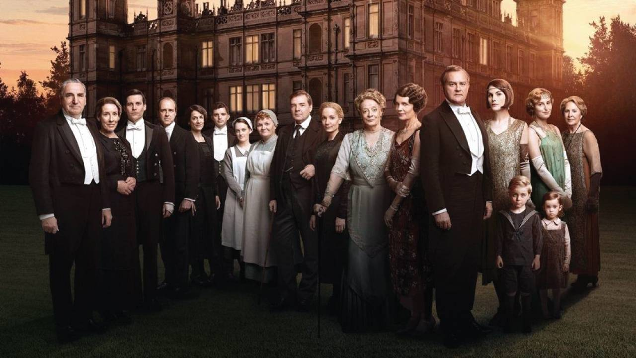 Downton Abbey Marathon