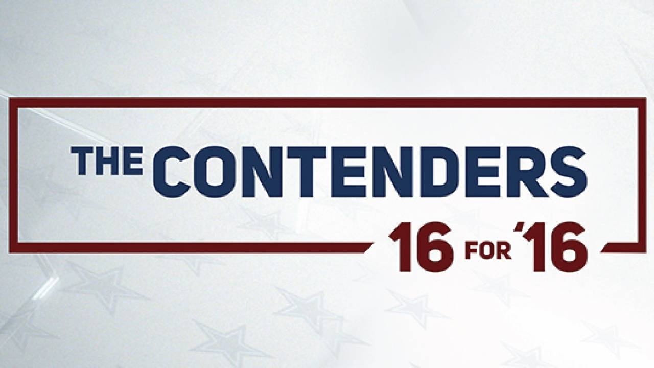 The Contenders | 16 for '16