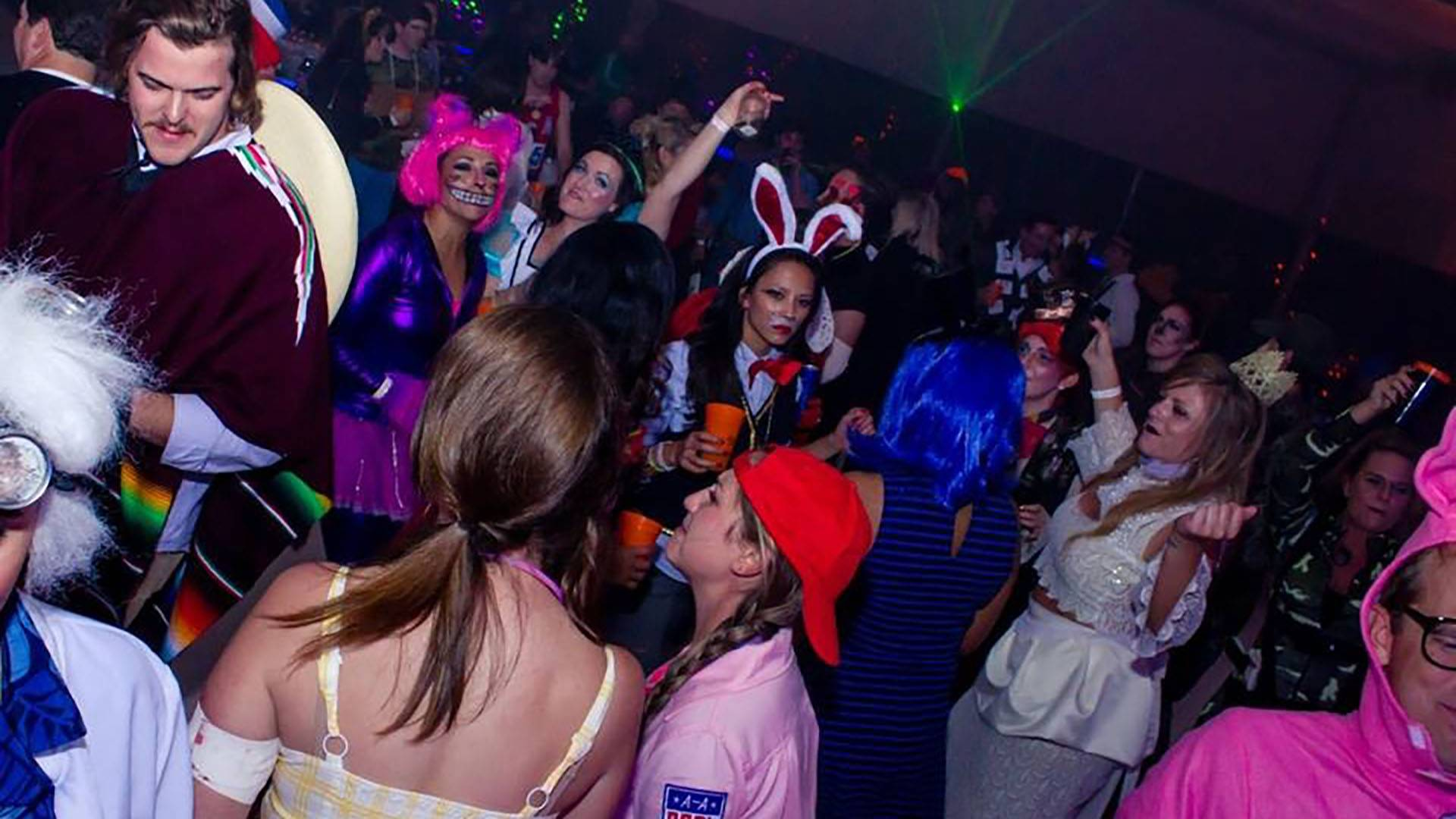 Halloween Roundup: How to find all the best adult costume parties ...