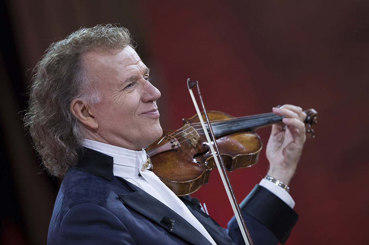 Andre Rieu Special Coming To Oeta Hd December 4