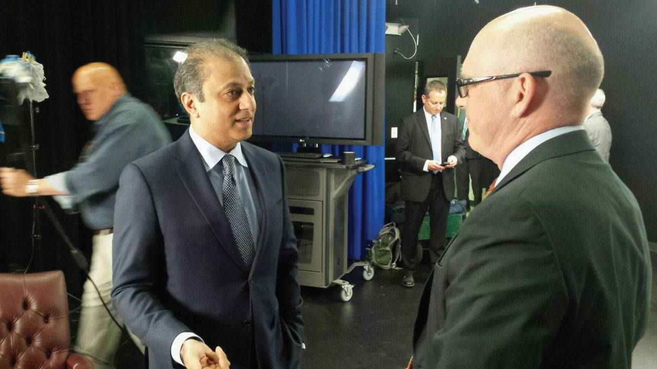 Exclusive: One-on-one with Preet Bharara