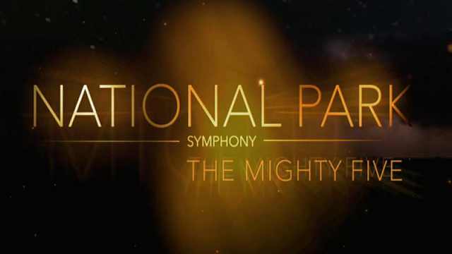 National Park Symphony - The Mighty Five