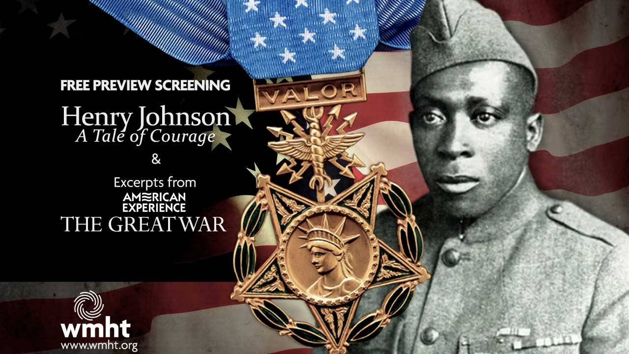 Free Preview Screening | Henry Johnson: A Tale of Courage