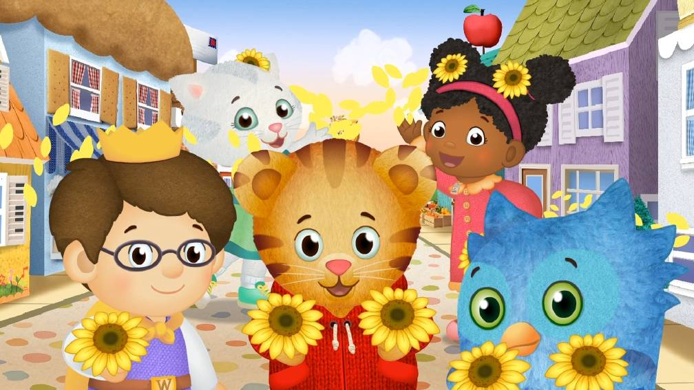 Be My Neighbor Day to Support Neighbors in Need with Daniel Tiger ...
