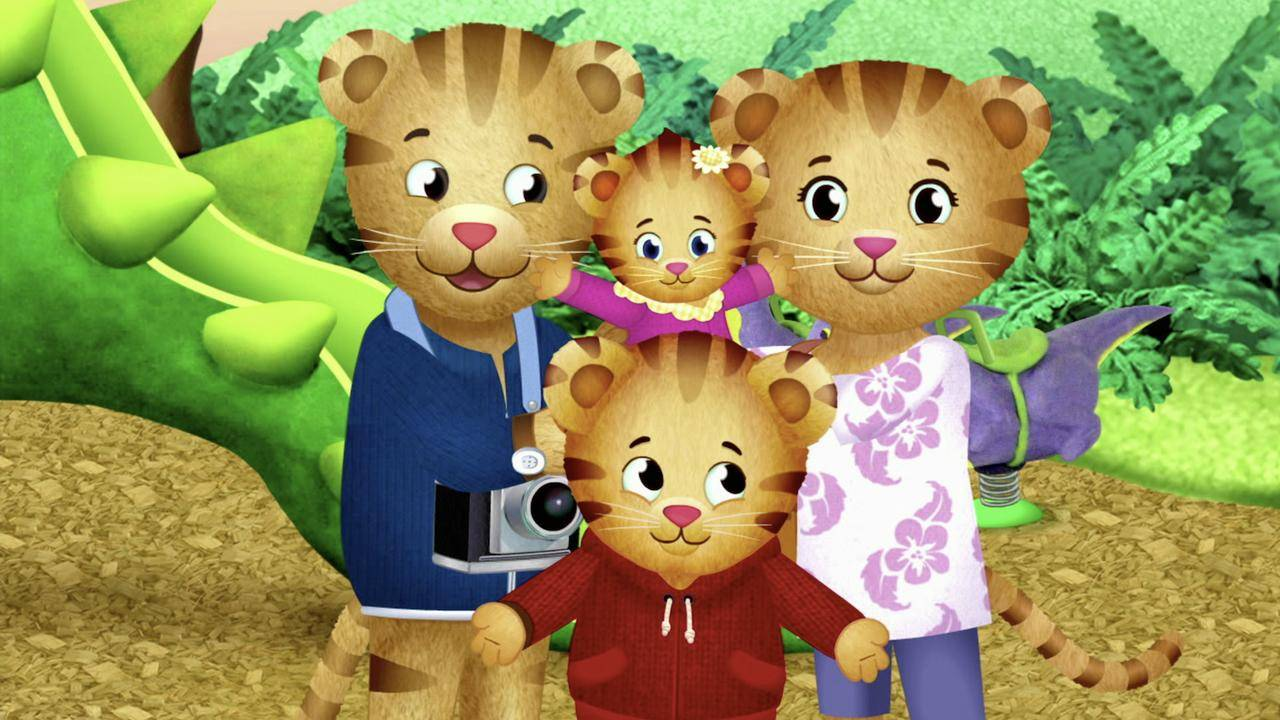 Daniel Tiger\'s Neighborhood | Tiger Family Trip