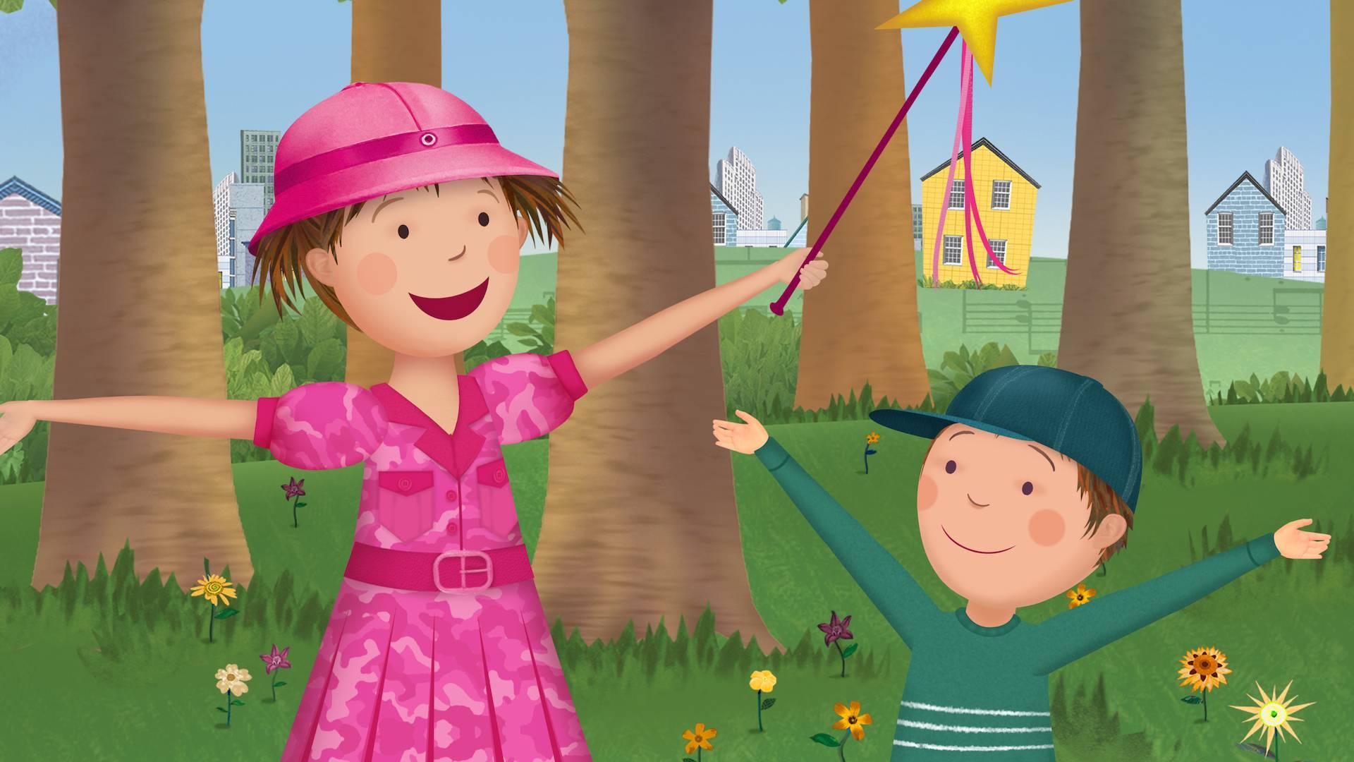 Pbs Kids Announces New Series Pinkalicious Amp Peterrific