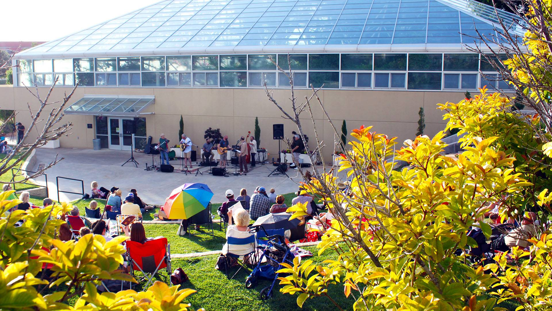 Summer Music Guide: Outdoor Concert Series Lineups And Details On Popular  Patio Destinations