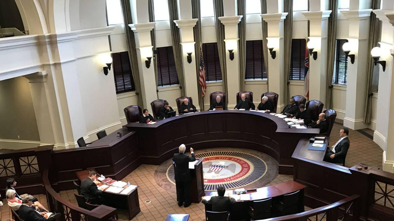 Former Gov. appeals to Supreme Court over school funding