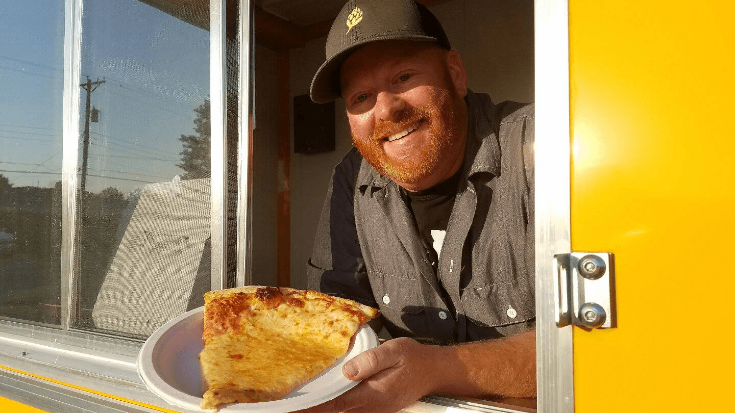 Pizza on wheels: StreetSlice