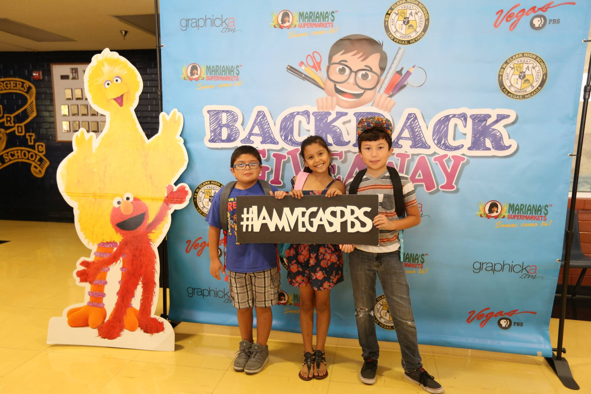 Back-To-School Fair, Aug. 3