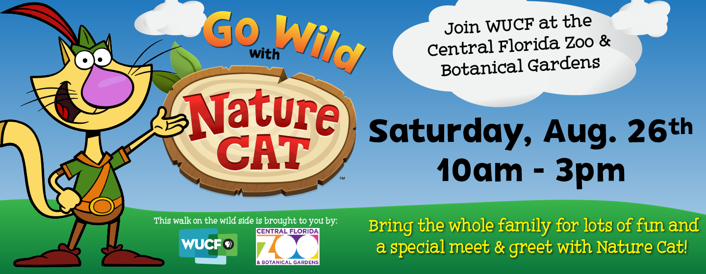Go Wild With Nature Cat At The Central Florida Zoo