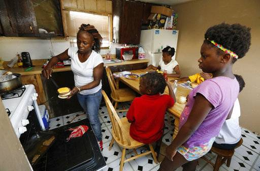 Entrenched poverty tough to shake in the Mississippi Delta