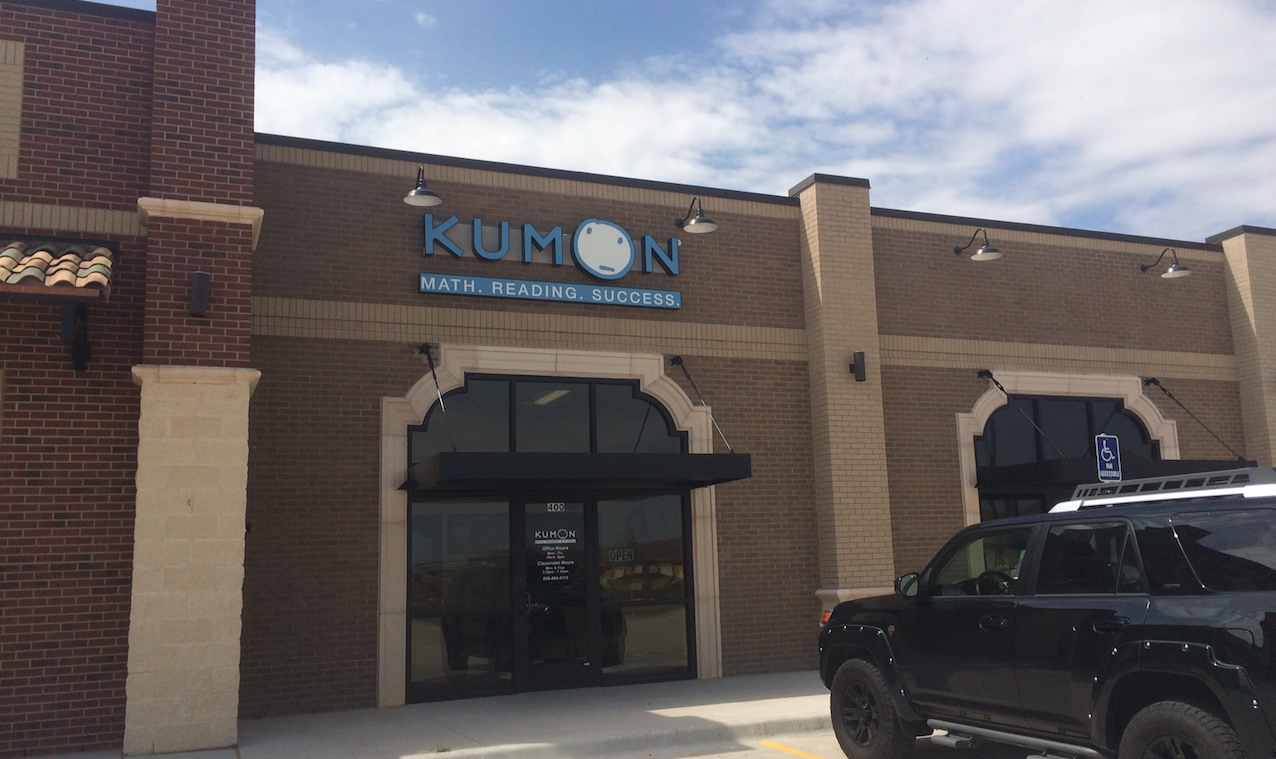 Kumon Method gets a go in Amarillo