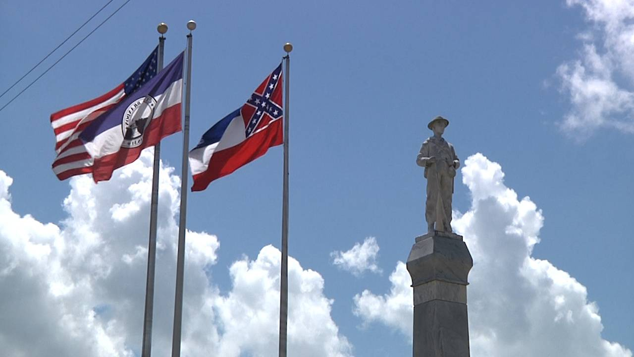 NAACP Leader Calls for Removal of Confederate Monuments