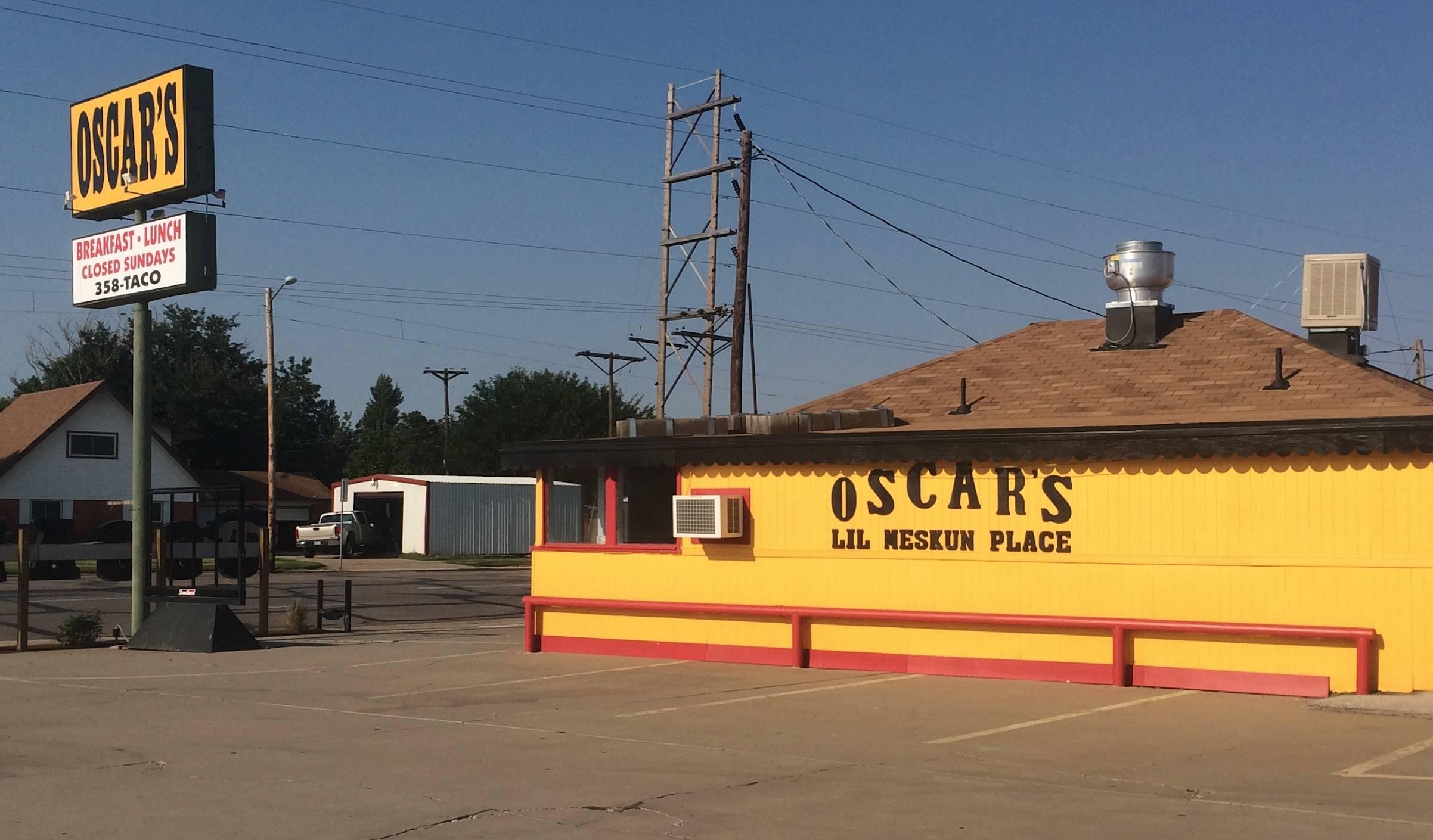 Oscar's puts in a sequel in Amarillo