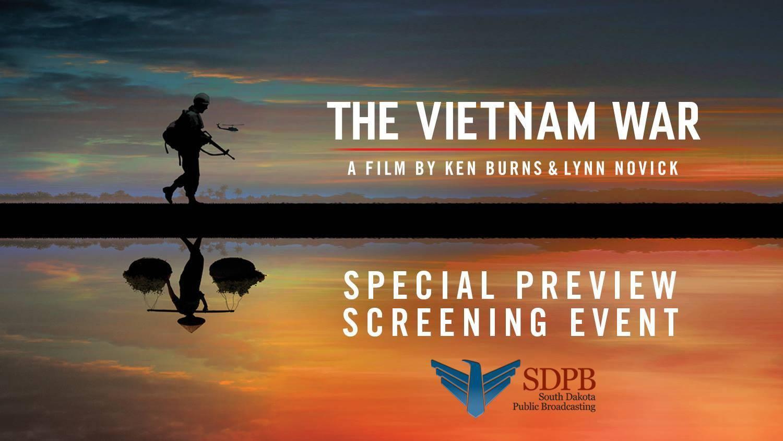 SDPB Screens Ken Burns' THE VIETNAM WAR in Watertown