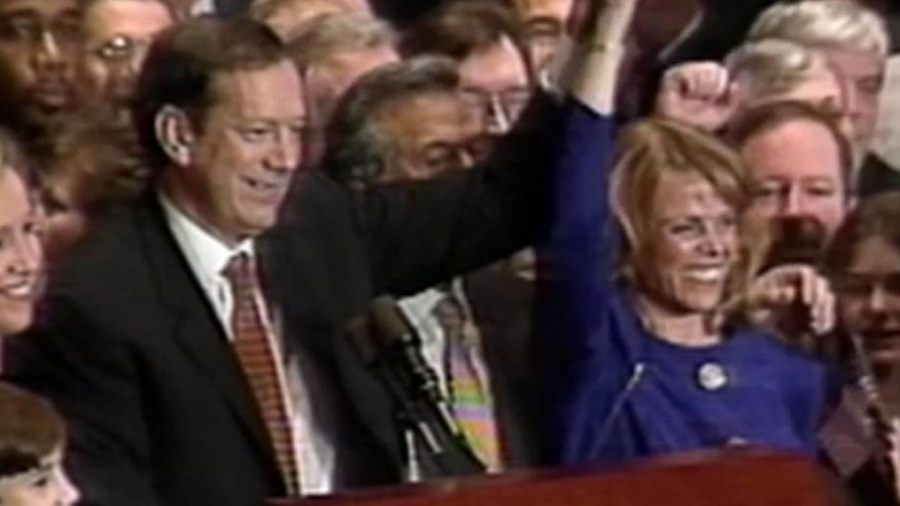 The '94 race for governor: Pataki v. Cuomo