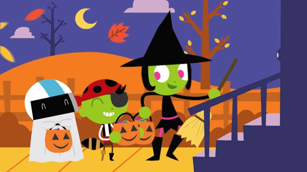 Odd-tober on PBS Kids