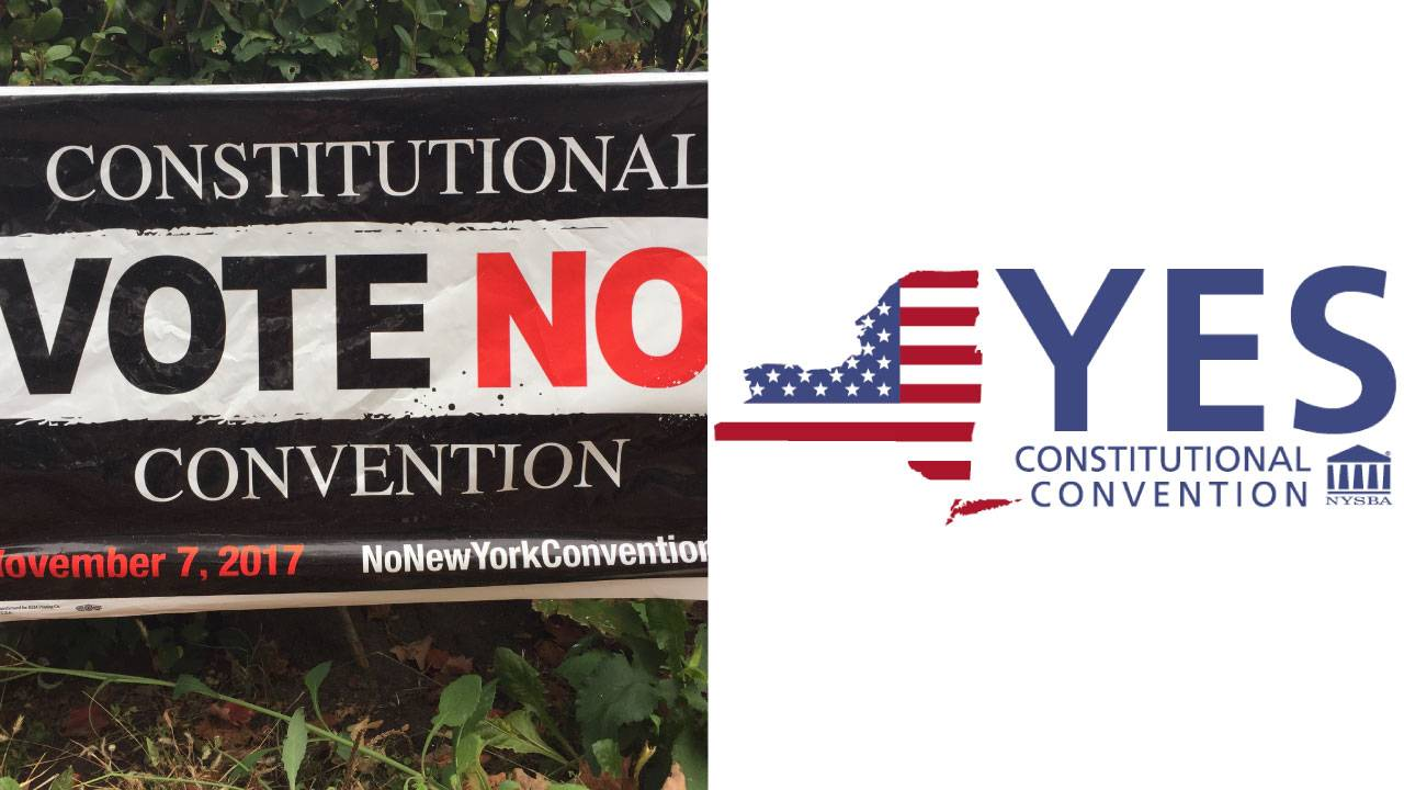 Should New York Have A Constitutional Convention?