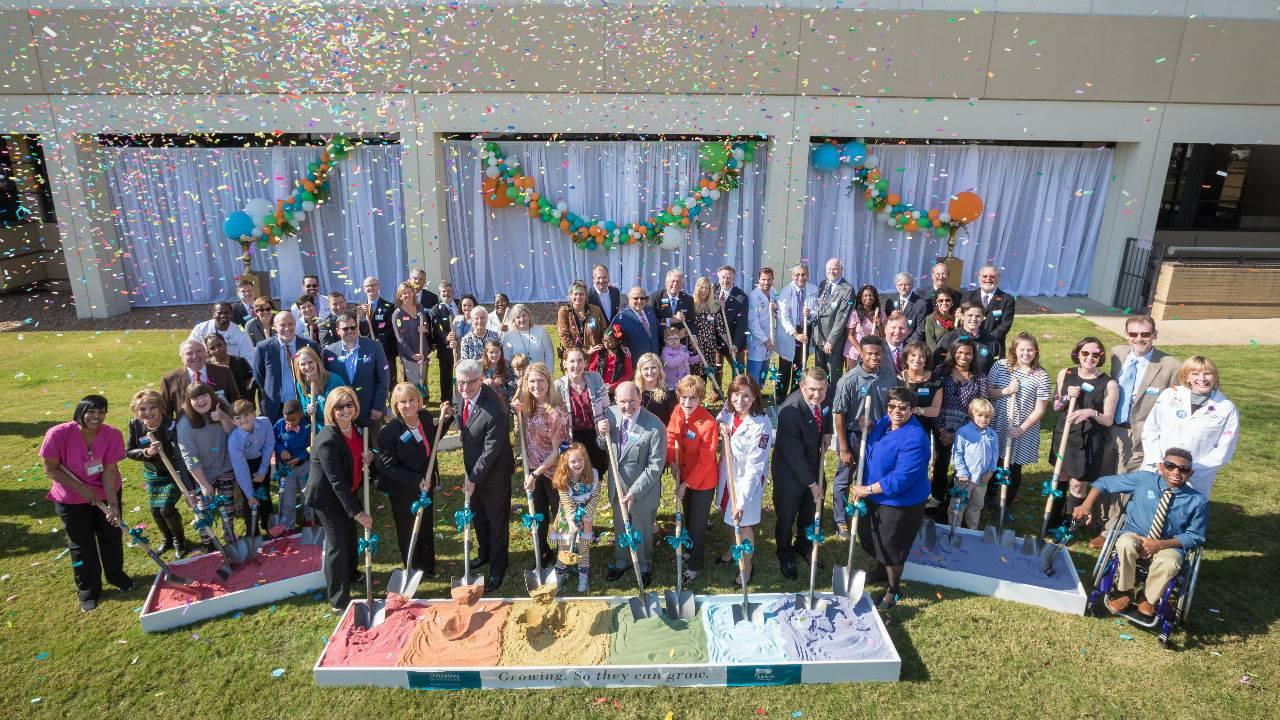 UMMC Breaksground for $180 Million Children's Hospital Expansion