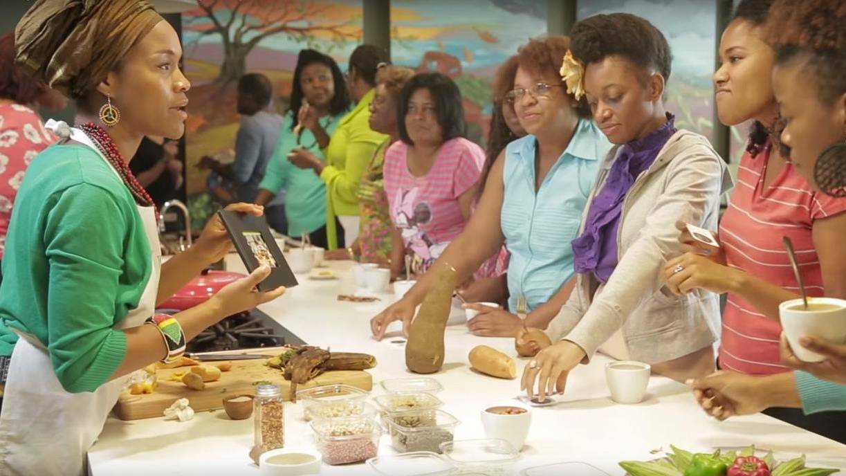 African Heritage Cooking Class Debuts in Mississippi