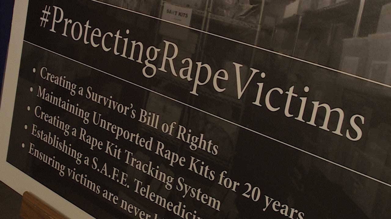 Bill would better protect sexual assault victims