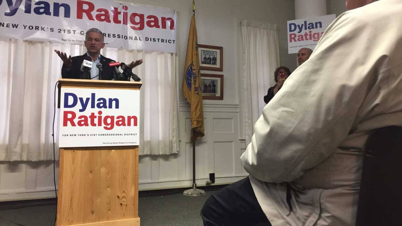 Former MSNBC anchor Ratigan running for Congress in NY21
