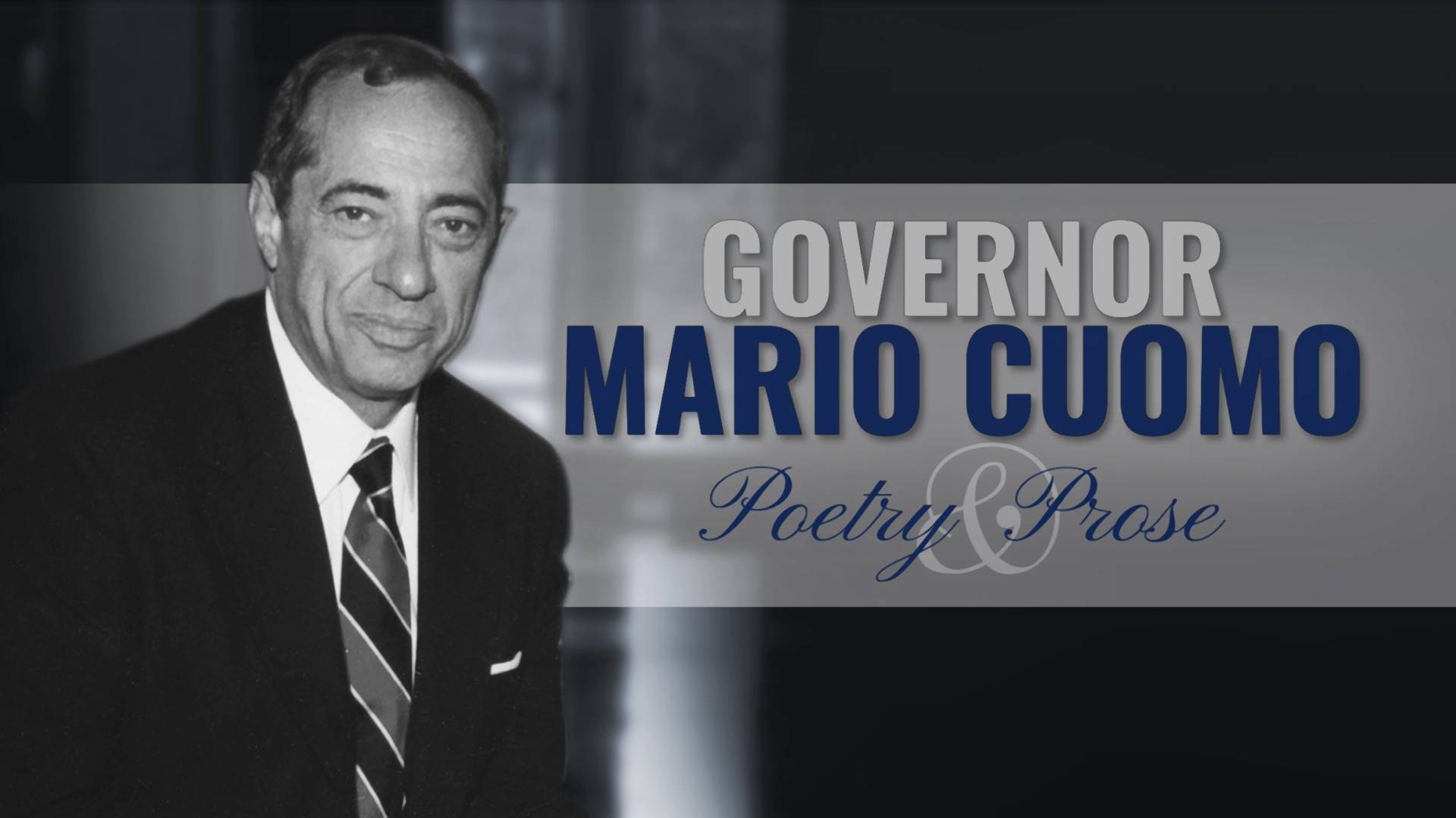 WMHT film on Mario Cuomo nominated for Emmy