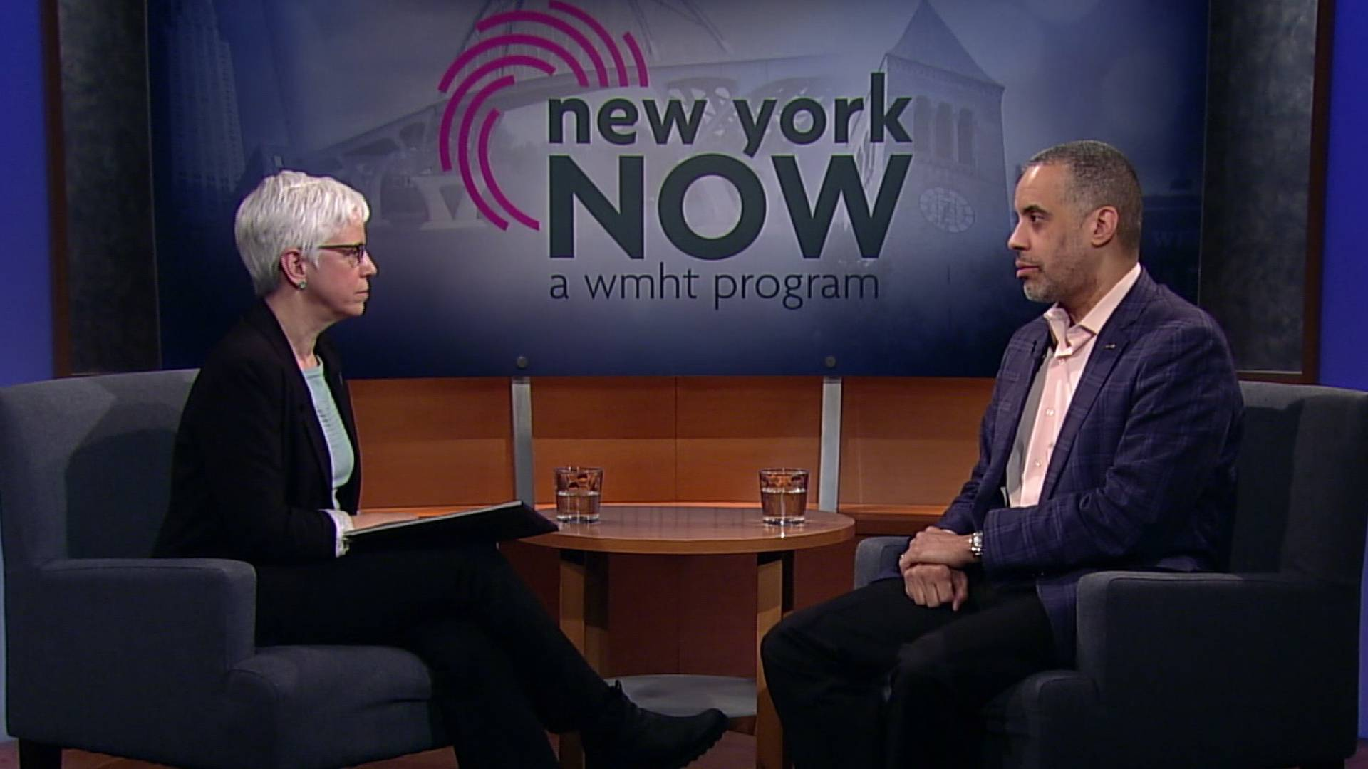 WEB EXTRA: Larry Sharpe on gun control, Andrew Cuomo