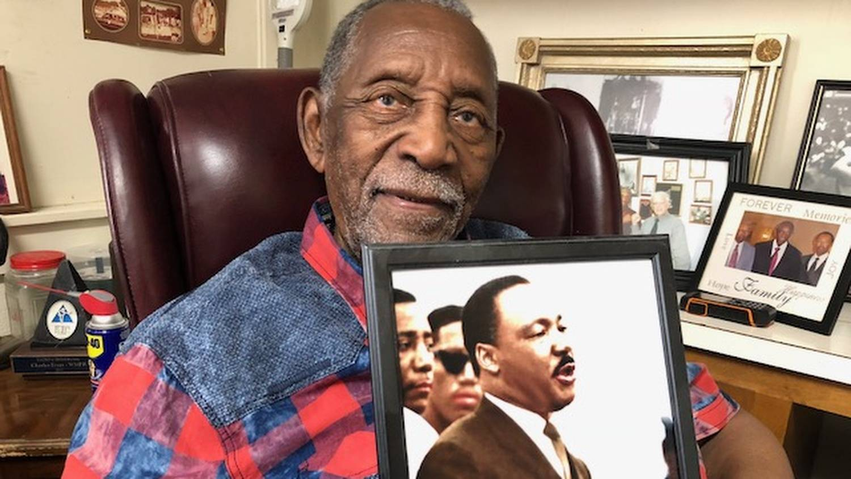 Mississippi Civil Rights Veteran Remembers King